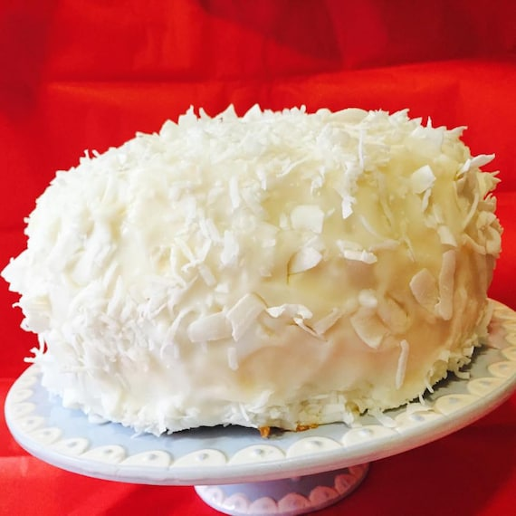 Vegan Gluten Free Coconut Vanilla cake, love, animal free cruelty,no eggs,no dairy.
