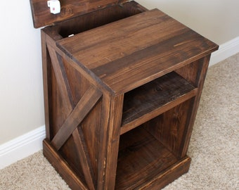 Secret Compartment Furniture Etsy