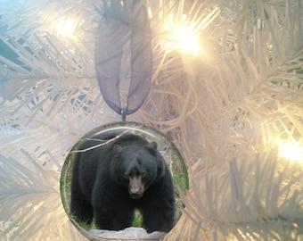 Black Bear #5 Christmas Tree Ornament