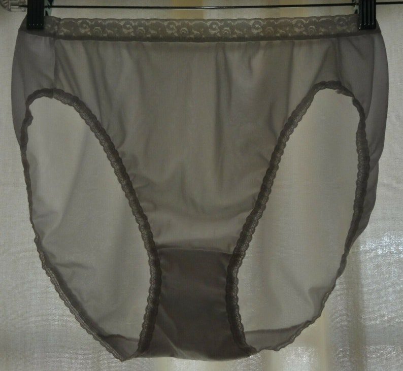 a52231eb5 Vintage White High Cut Panty 6 lace pantie pinup mid century