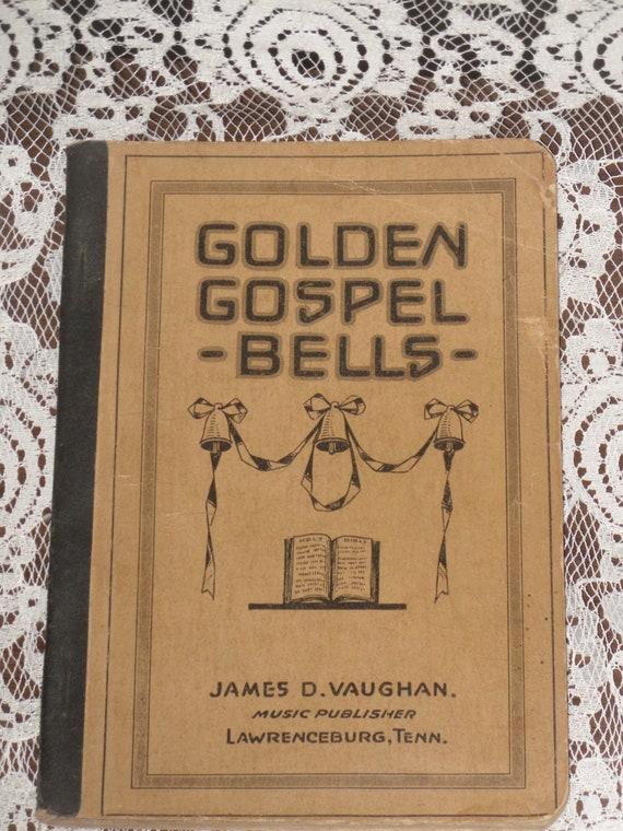 Golden Bells Song Book