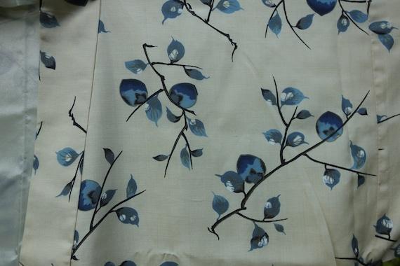 Lined Silk Kimono