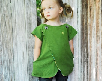 The Lucy Tunic PDF Sewing Pattern