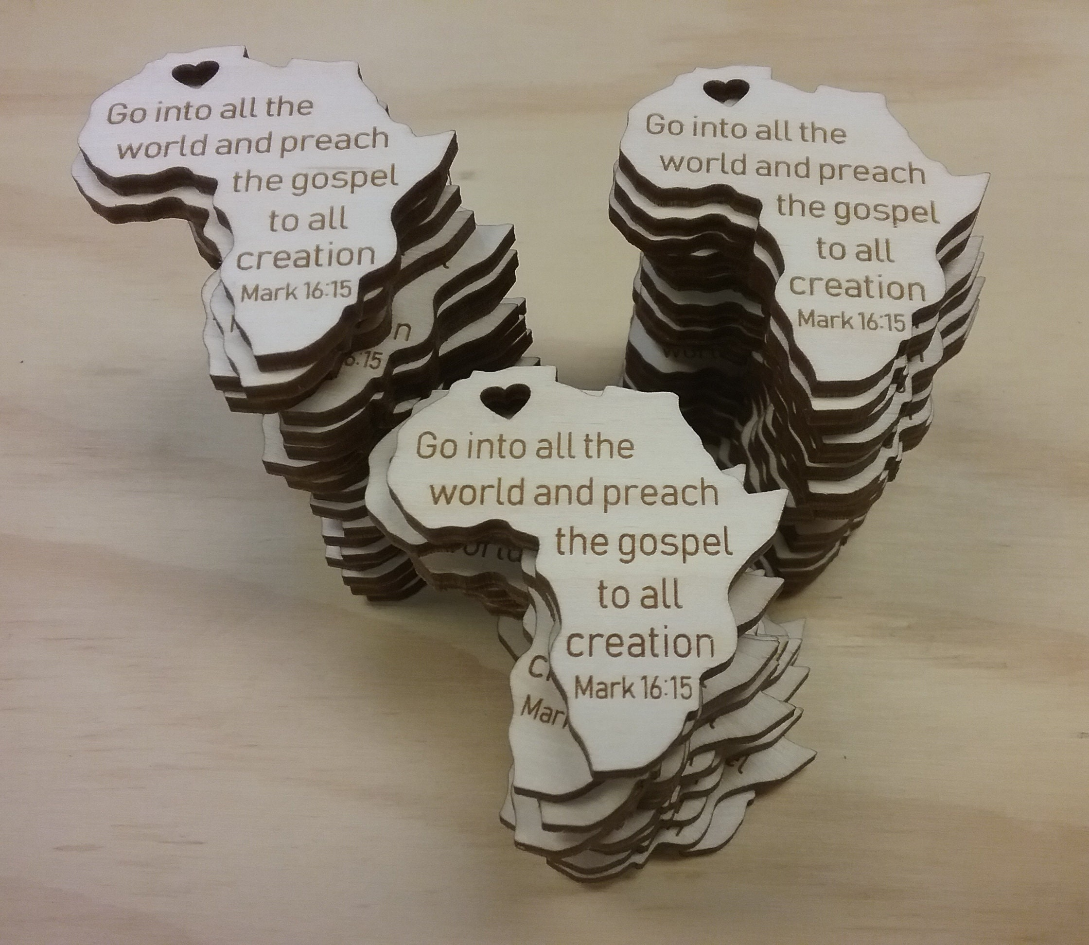 2 Africa Favors Personalized Favor Tags Africa Etsy