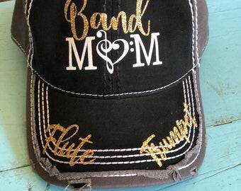 Band mom hat  b0f3a648739f