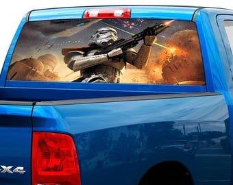 Motorhead band Rock metal music rear window hood body logo Sticker Decal