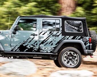 Mud Splash Graphics Vinyl Stickers Decals For Truck Pick