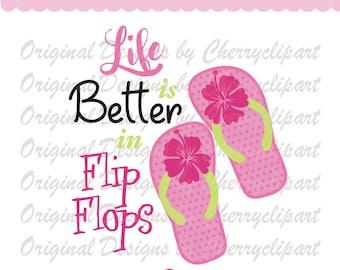 8f2983a547069 Flip flops SVG DXF
