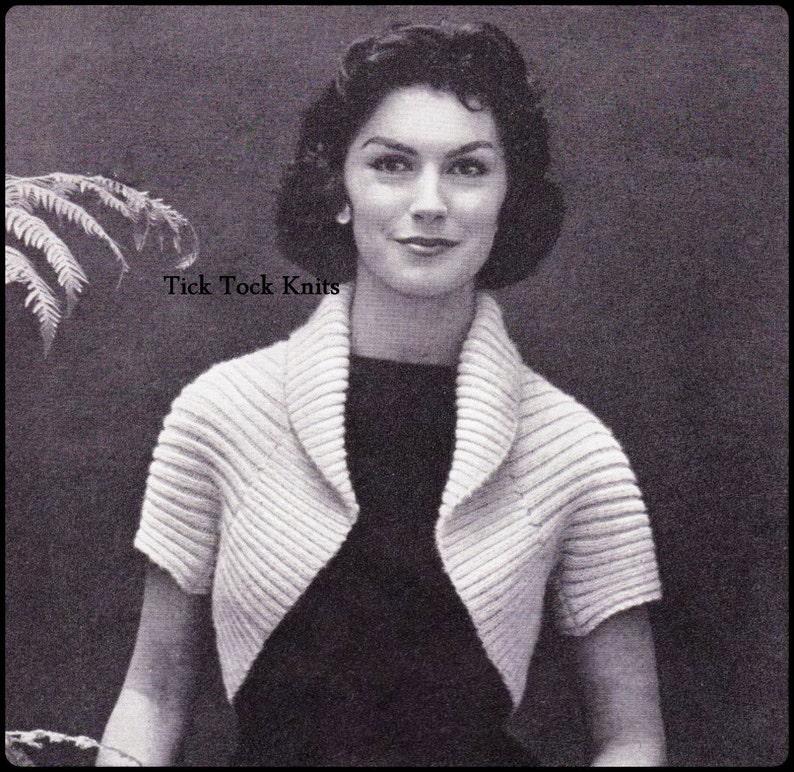 5afc74c6449 No.255 tricot patron PDF Vintage pour les femmes haussement