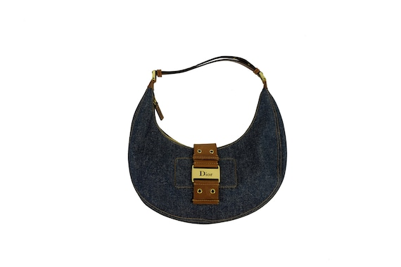 CHRISTIAN DIOR by John Galliano Jeans Purse