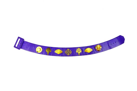 ISABEL CANOVAS Jewelled Waist Belt