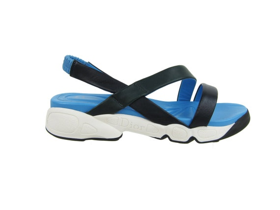 CHRISTIAN DIOR Fusion  Sneaker Platform Sandal Shoe