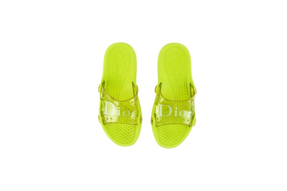CHRISTIAN DIOR Pool Slides