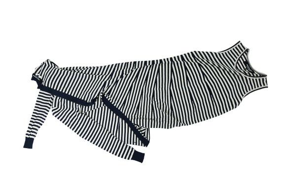 JUNYA WATANABE Comme des Garçons Layered Cardigan/Dress