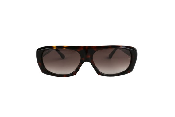 OLIVER GOLDSMITH 'Twisp' Tortoiseshell Sunglasses