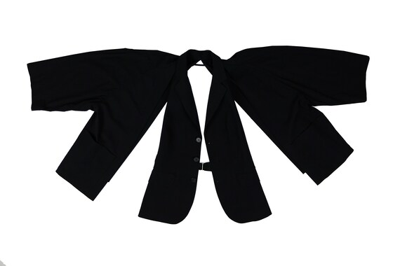 JEAN PAUL GAULTIER Layered Kimono / Vest Jacket