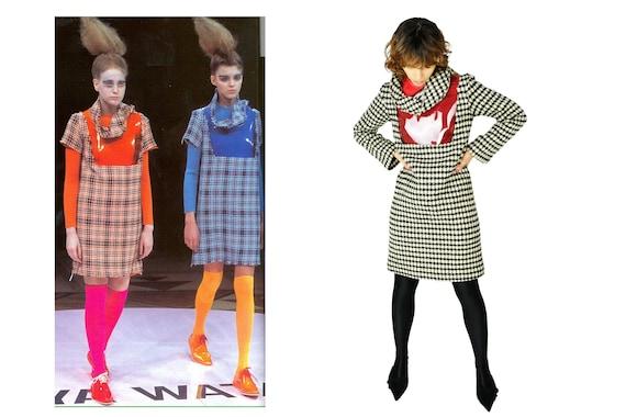 JUNYA WATANABE Comme des Garcons AW 2001 Runway Dress
