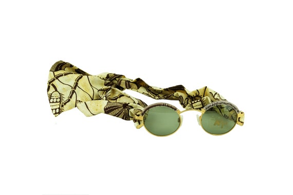 """SILHOUETTE """"Africa"""" Limited Edition Cloth Sunglasses"""