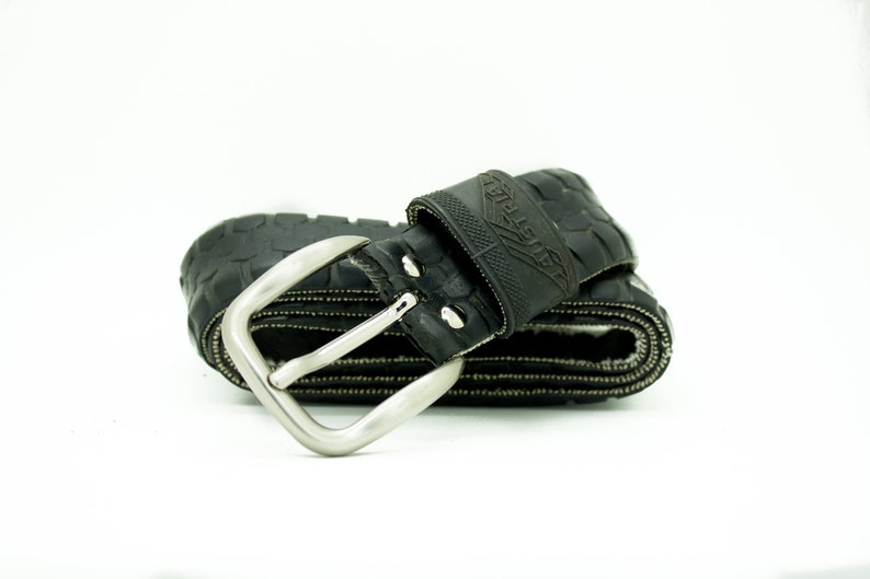 upcycled vegan handmade Collection 2019 Bicycle Tire Belt Austria by tirebelt.com