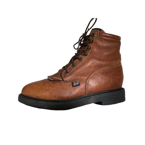 Justin Work Boot Men Work Boot Justin Boot 9 Men S