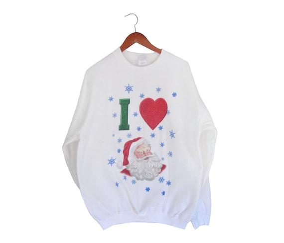 Ugly Christmas Sweater Plus Size Sweatshirt Tacky