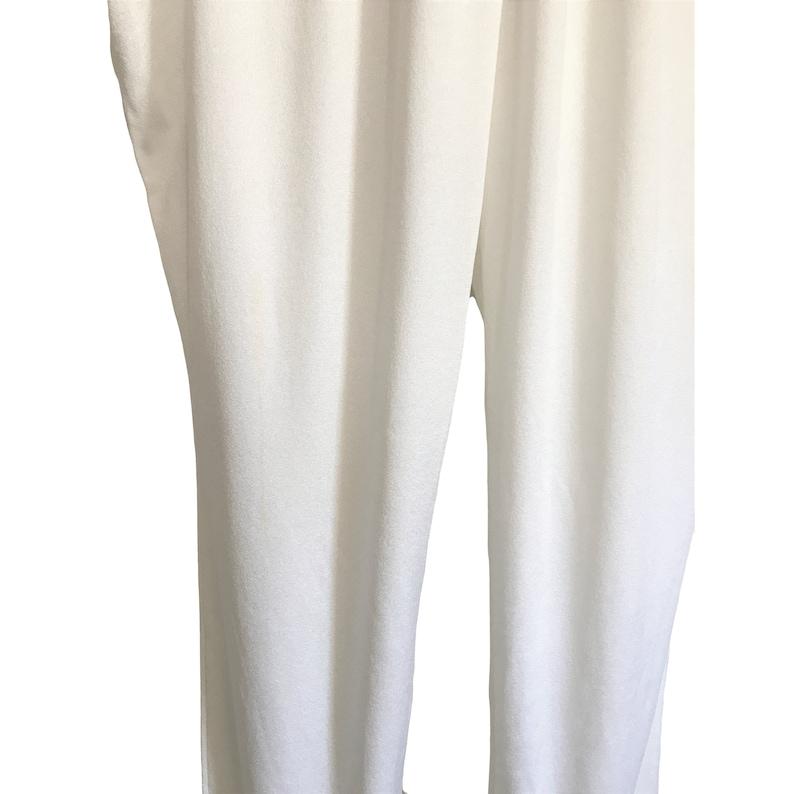 Vintage 80s Jumpsuit Disco Jumpsuit Gold Jumspuit Green Jumpsuit White Jumpsuit One Piece Jumpsuit Women Jumpsuit 80s Jumper Pants 1980s