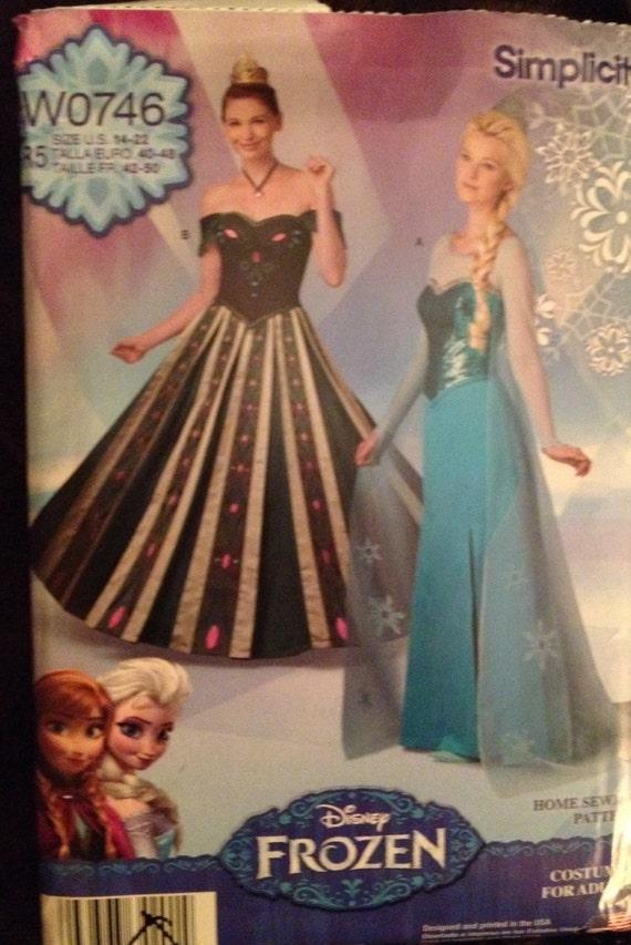 Disney Frozen Elsa & Anna formal costumes | Etsy