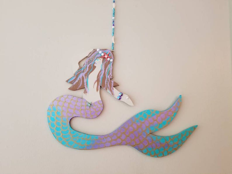 Custom Design Mermaid Tail