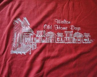 Vintage Walton Town Tshirt
