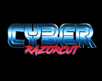 Cyber Razorcut T-Shirt