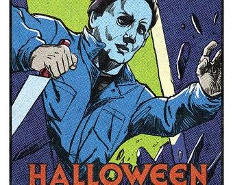 Halloween - A4 Print