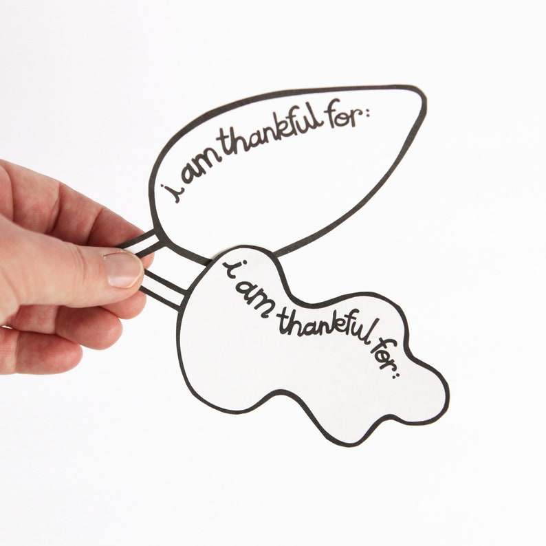 photo regarding Thankful Leaves Printable named I am grateful for printable - Thanksgiving banner - Grateful leaves - Thanksgiving clroom decor