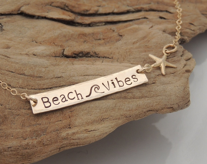 NEW! Beach Vibes Necklace