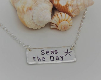NEW! Seas the Day Necklace
