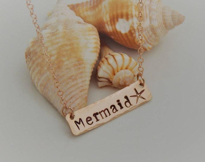NEW! MERMAID Necklace