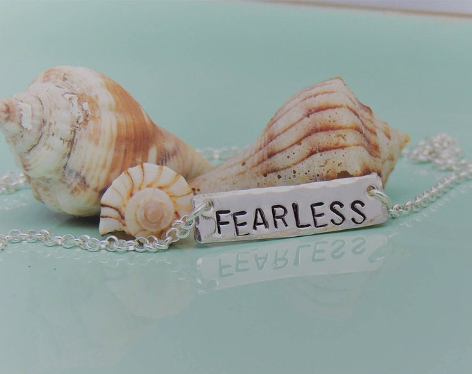 NEW! FEARLESS Necklace