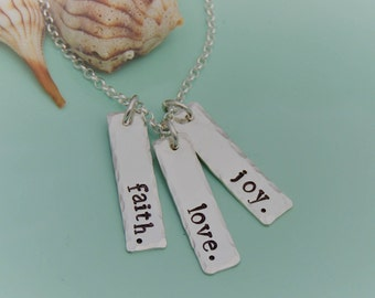 NEW! Custom Bar Necklace