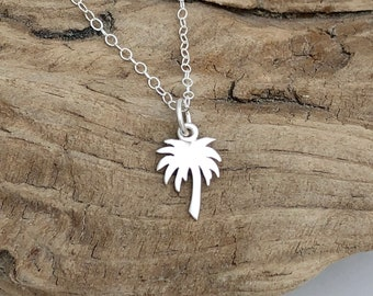 NEW! PALM TREE Necklace