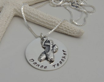 Custom Dance Necklace