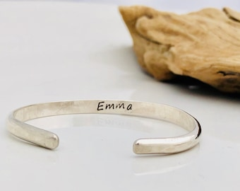 Custom Engraved Baby Bracelet