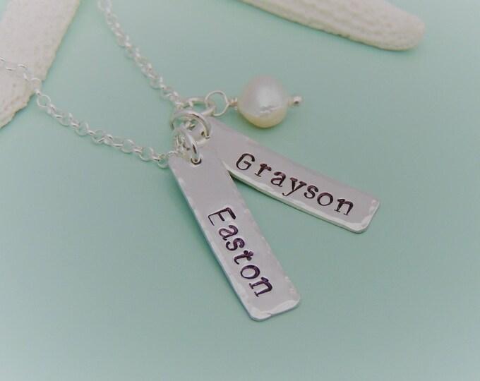 NEW! Custom Bar Necklace