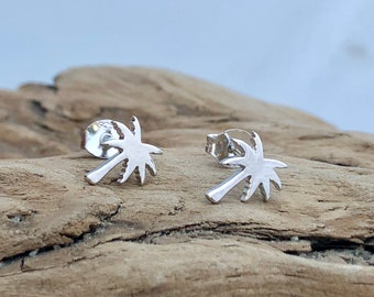 NEW! PALM TREE Earrings