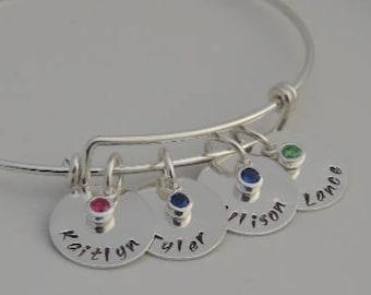 Custom Name Bracelet