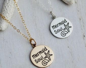Mermaid Soul Necklace