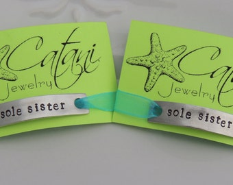 Sole Sister Runner Shoe Tags