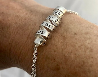 Hidden Message Bracelet or Necklace