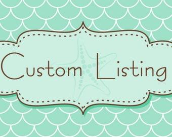 Custom Order for Carmen #2