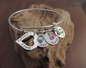 Name Bracelet - Mother's Bracelet
