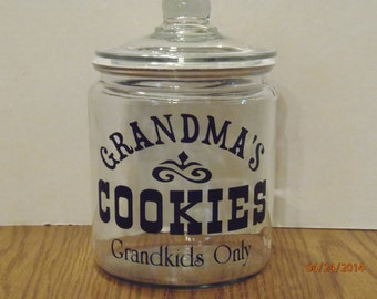 Grandma's Cookie Jar