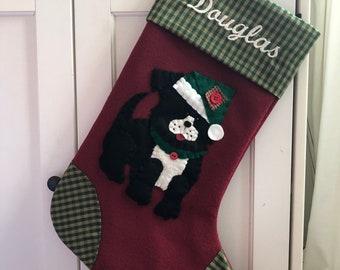 Dog Stocking, Stocking for Dog, Dog Christmas Stocking, Christmas Stocking for Dog, Dog Stocking Personalized